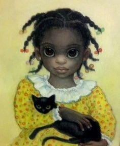 Art by Margaret Keane