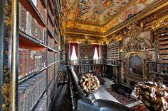 Coimbra | Paço das Escolas | Biblioteca Joanina | The Palace of Schools | Joanina Library