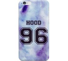5sos Calum 'Hood 96' case | red rubble