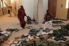 A tale of heroic librarians - Librarians, curators, and museum directors saved most of Timbuktu's manuscripts