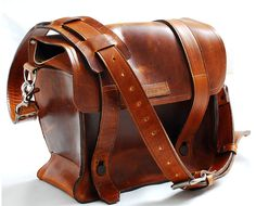 leather messenger MXS
