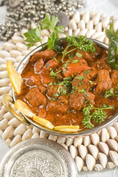 Slow cooked lamb curry recipe