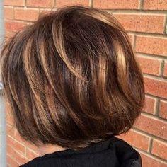 20 Super Bonito Balayage Cabelo Curto - http://bompenteados.com/2017/12/23/20-super-bonito-balayage-cabelo-curto