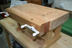 "Jeff Miller's – ""A Benchtop Bench"""
