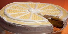 La ricetta della torta al limone di Franco Aliberti