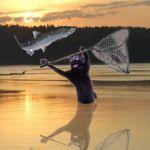 @Pumpkinpuddy Dis me fishing at #lakewithpetie.