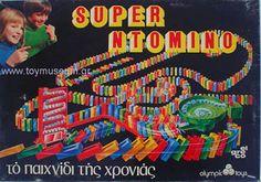 Super Ντομινο !! My Childhood Memories, Sweet Memories, We Are Young, 80s Kids, Do You Remember, My Memory, Growing Up, Nostalgia, Greek