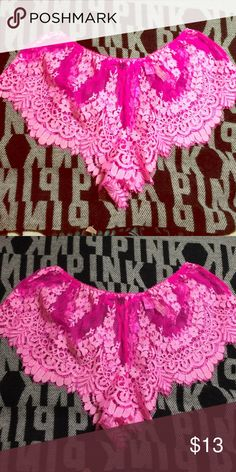 SALE💕 Victoria secret very sexy shorts Victoria secret very sexy shorts medium brand new with tags ships fast ships today No trades 💕 PINK Victoria's Secret Intimates & Sleepwear Panties