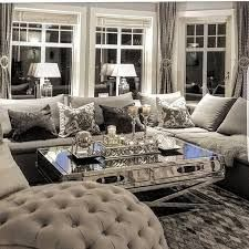 Take a look at this unique luxury living room with a stylish design | www.livingroomideas.eu #livingroomideas #livingroomdecor #luxurylivingroom