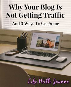 A blog without traffic is like talking to yourself in the mirror. Not that there's anything wrong with talking to yourself in the mirror. But let's face it - it gets old quickly. #blogging #bloggingtips Read the rest here: http://lifewithjoanne.com/get-blog-traffic/