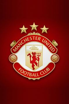 Man United old logo