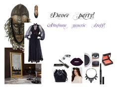 """For Sofia (friend) - Sofia's ideal wardrobe by me: #88: Dance party"" by sarah-m-smith ❤ liked on Polyvore featuring NOVICA, Aquazzura, Lacoste, Bobbi Brown Cosmetics, Lime Crime, Christian Dior and Jouer"