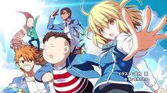D-Frag! Anime Opening