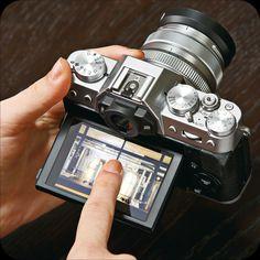 Fujifilm - все самое актуальное в одном месте  FujiFilm X-T20