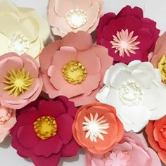 Paper flowers backdrop. Instagram/8_dec #faux #wedding #flowers #paper Paper Flower Backdrop, Paper Flowers, Photo Backdrops, Wedding Planning Websites, Free Wedding, Getting Married, Wedding Flowers, Wedding Photos, Groom
