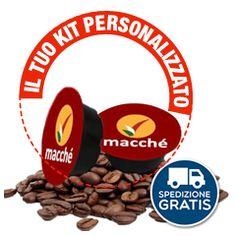 300 CAPSULE MACCHÉ CAFFÉ A SCELTA