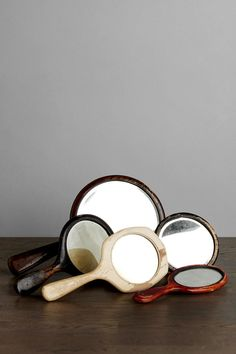 One-of-a-Kind Vintage Hand Mirror  #UrbanOutfitters