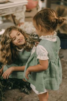 Niños de primavera verano: La Nonna Atelier © Pipi Hormaechea