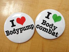 Body Combat and Body Pump