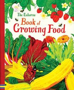 This title is in the same series as 'Gardening for Beginners', but it's exclusively about growing edible plants, from fruit and vegetables to mustard and cress, sprouting beans and edible flowers. As with the previous book, everything is grown in containers, and many of the projects can be grown on a windowsill or small balcony, so you don't need a garden.