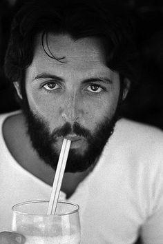 Paul McCartney by Linda McCartney