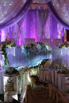 Украшение свадебного зала минск