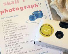 Kinder auf der Hochzeit: Kameras