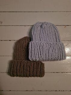 @nipsnapsninni #käsityö #handmade #pipo #beanie #chunkybeanie #madeinfinland #neulominen #knitting #diy #easyknitting #chunkyknit Beanie, Knitted Hats, Knitting, Fashion, Moda, Tricot, Fashion Styles, Breien, Stricken