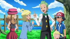 Ok, what is up with this? I really don't like Cilan, but this actually matches pretty well. Really hoping to see this now. Really hoping NOT to see Misty. Yeah, it would be interesting to see Serena's reaction and all, but I really really REALLY hate Pokéshipping. It's the one ship I can't stand, besides Geekchicshipping.