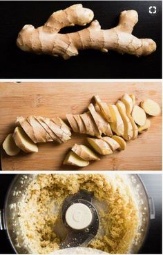 How To Use Ginger To Get Rid Of Wrinkles Permanently