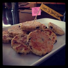 Welsh Pancakes ready to enjoy by The Little Pancake Company. Happy St David's Day!