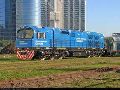 9427 Trenes Argentinos Cargas y Logisticas CRRC CDD5A1 at Buenos Aires, Argentina by Jorge Baez
