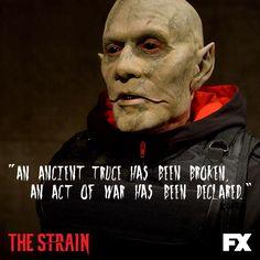 The Strain | Stephen McHattie as Vaun