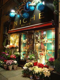 Niche maison Christmas,Torino Italy.
