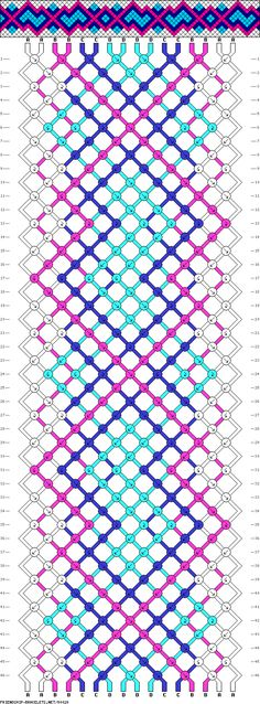 1000 images about friendship bracelets on pinterest for How to weave a net with string