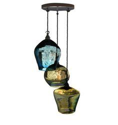 Stunning hand-blown glass by Curiousa