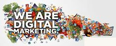 We do digital marketing