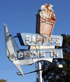 Pappy's Drive-In neon sign - Milan, TN | Flickr - Photo Sharing!