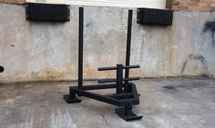 Commercial Prowler CrossFit-style Fitness Sled at Fitness Sanctum