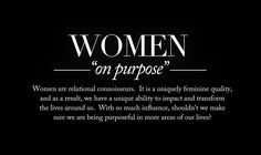 One of the many reasons I LOVE CAbi!  Ask me how you can be part of it!  Women on Purpose Blog by CAbi