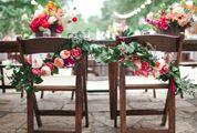 Wedding Details: DIY Fabric Escort Cards - Elizabeth Anne Designs: The Wedding Blog