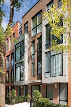 Image result for contemporary modern transitional apartment building rise