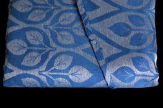 Yaro La Vita Blue --> Handgemaakte Wrap Scrap Accessoires van Miss Catie!