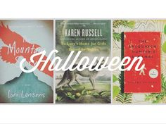 8 Outdoor Book Picks to Read for Halloween // Alpine Lily
