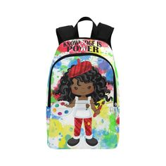 Excited to share this item from my shop: Little Girl Backpack. Little Girl Backpacks. Back to School. Backpack Station, Backpack Storage, Little Girl Backpack, Toddler Backpack, Back To School Backpacks, Boys Backpacks, Kindergarten, Backpack Essentials, Nurse Bag