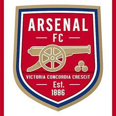 Arsenal Fc, Coat Of Arms, Arsenal F.c.