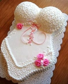 Glamorous and sexy cake