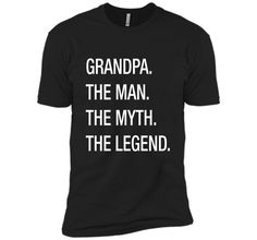 """#Grandpa The Man The Myth The Legend T-Shirt<br/>                 <div class=""""innercontent""""><div id=""""feature-bullets"""" class=""""a-section a-spacing-medium a-spacing-top-small"""">                                       <ul class=""""a-vertical a-spacing-none"""">      <li><span class=""""a-list-item"""">   100% Cotton    </span></li>    <li><span class=""""a-list-item"""">   Imported    </span></li>    <li><span class=""""a-list-item""""…"""
