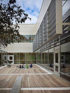 Ardmore Elementary School, Bellevue School District - NAC Architecture: Architects in Seattle & Spokane, Washington, Los Angeles, California