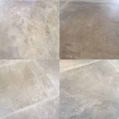 Betonlook vloertegels douglas en jones beton grijs 70x70 for Carrelage 70x70